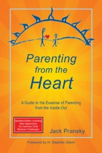 Parenting from the Heart book cover